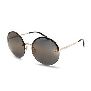 Versace Unisex 59 mm Pale Gold Sunglasses